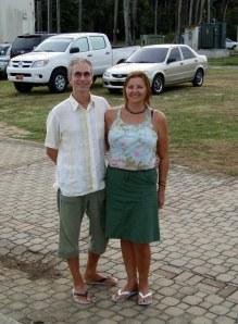 Anita and Chris